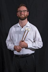 Alex Wadner, Principal Timpani