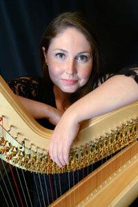 Julia Coronelli, Principal Harp