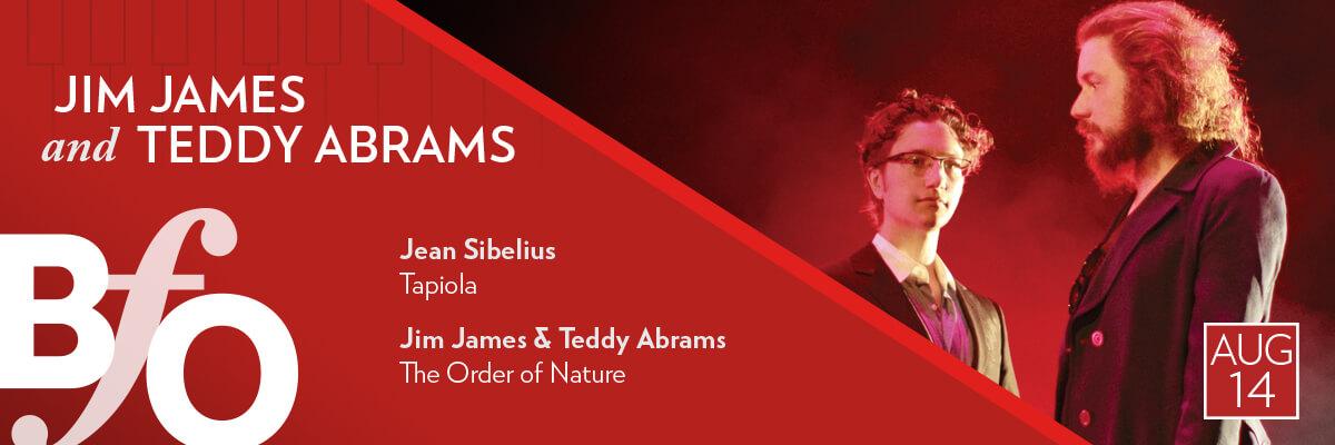 Jim James & Teddy Abrams