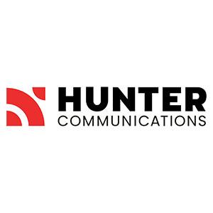 hunter communications logo